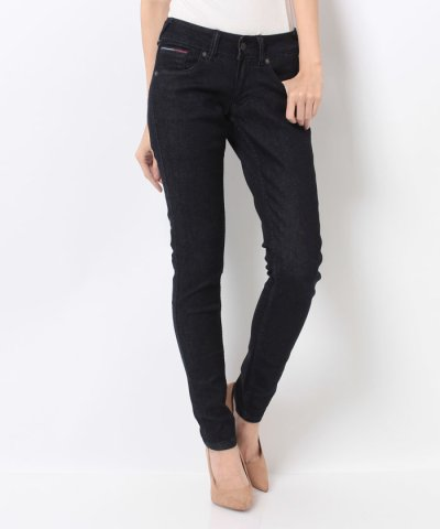 【TOMMY HILFIGER(トミーヒルフィガー)】ACL Low rise skinny Sophie QBRST