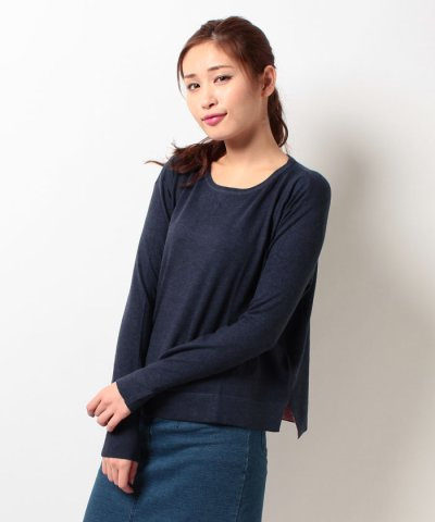【TOMMY HILFIGER(トミーヒルフィガー)】ACL Kally cn sweater l/s