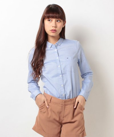 【TOMMY HILFIGER(トミーヒルフィガー)】ACL Karley shirt l/s