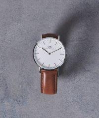 <dfashion> <Daniel Wellington> CLASSIC ST ANDREWS (ST Mawes)36MM 腕時計画像