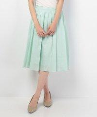 <d fashion>スイスコットンテンセルローンスカート画像