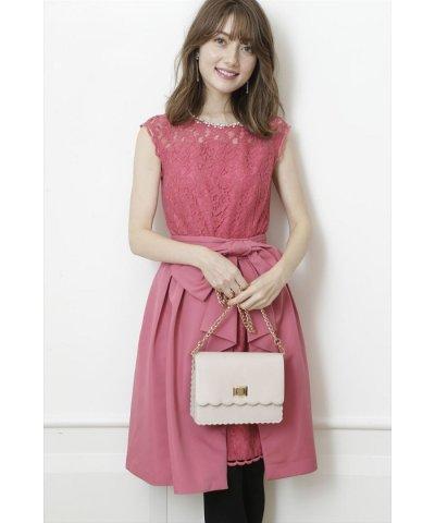 【Rirandture(リランドチュール)】【sweet 4月号掲載】3WAYドレス