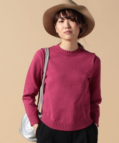 【beautifulpeople(ビューティフルピープル)】couture silhouette pullover