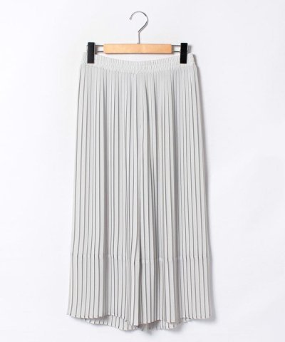 【VONDEL(フォンデル)】Pleated wide easy