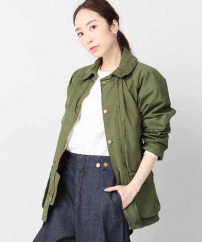 【JOURNAL STANDARD(ジャーナルスタンダード)】【Barbour/バブアー】 OVERDYED SL BEDALE:ブルゾン