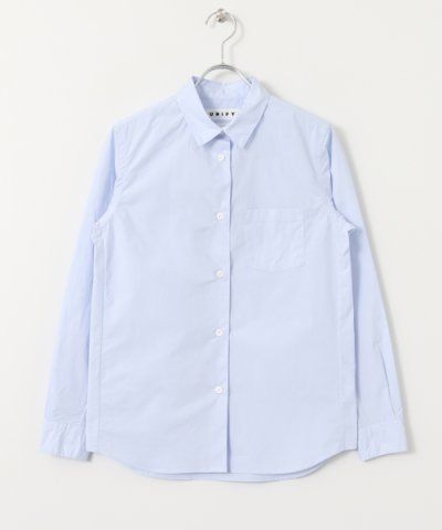 【URBAN RESEARCH DOORS(アーバンリサーチドアーズ)】UNIFY Regular collar SHIRTS