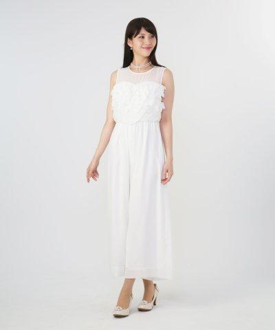 【form forma(フォルムフォルマ)】【ウェディングドレス】ウェディングオールインワン