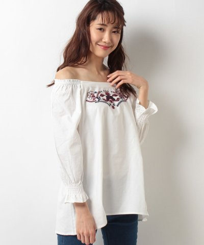 【Avan Lily(アヴァンリリィ)】2WAY刺繍BL