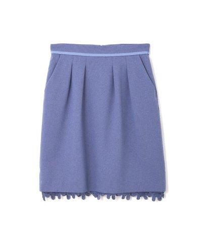 【PROPORTION BODY DRESSING(プロポーション ボディドレッシング)】エステルリネンスカート