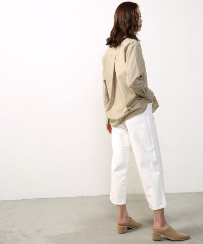 【AZUL by moussy(アズールバイマウジー)】Wrangler×AZUL WIDE PANTS