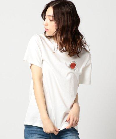 【ROSE BUD(ローズバッド)】(AFENDS)AFENDSプリントTシャツ