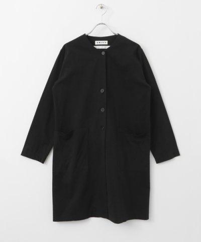 【URBAN RESEARCH DOORS(アーバンリサーチドアーズ)】UNIFY No collar long jacket