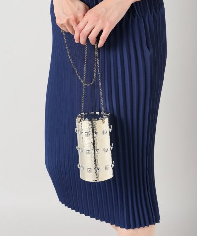 【JOURNAL STANDARD(ジャーナルスタンダード)】【Anndra Neen】Studded Cylinder バッグ