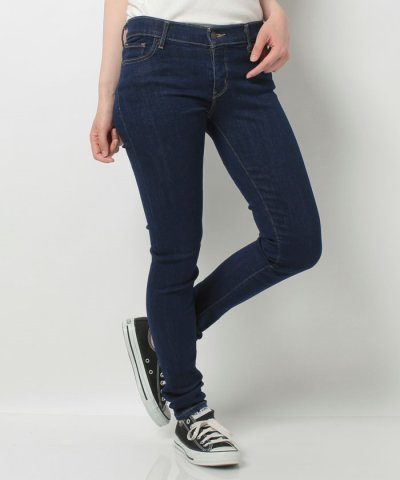 【LEVI'S(リーバイス)】711 ASIA FIT SELVEDGE RICH INDIGO