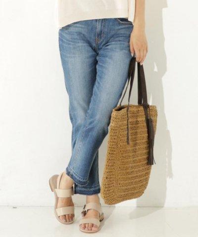 【NIJYUSANKU(23区)】【洗える!】23区denim standard jeans デニムパンツ