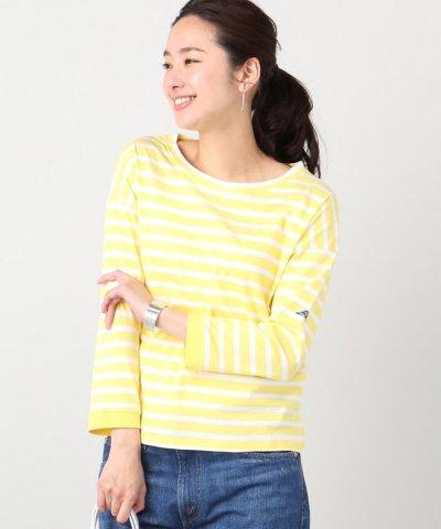 【IENA(イエナ)】LE MONT ST MICHEL マリンボーダーシャツ