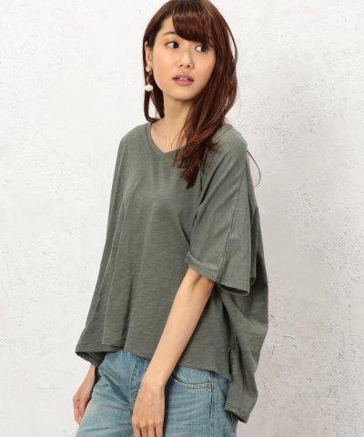 【green label relaxing(グリーンレーベルリラクシング)】CB ALTERNATIVE BIG Tシャツ