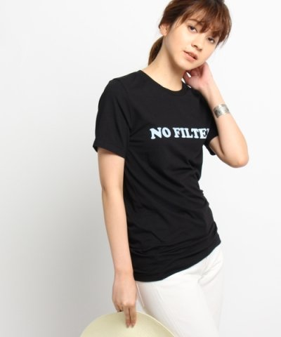 【DRESSTERIOR(ドレステリア)】A FINE LINE ロゴTシャツ