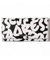 <d fashion>DRESSCAMP (ドレスキャンプ) ペイントグラフィックロングウォレット/長財布画像
