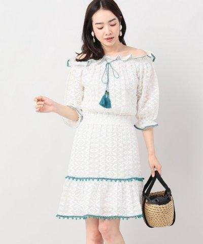 <d fashion>TALITHA LEYA ワンピース