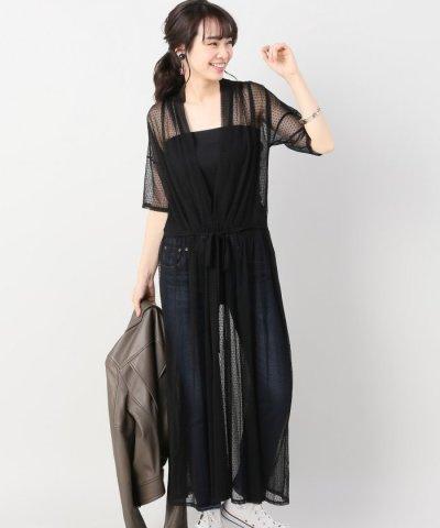 <d fashion>【ALISA】レースワンピース