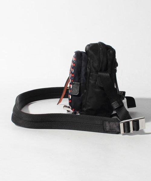 sale retailer a5c81 e5bff セール】【PRADA】メンズショルダーバッグ/TESSUTO STAMPAT ...
