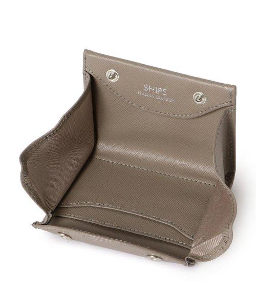 b4da559afd3a SD: 【SAFFIANO LEATHER】コイン ケース|シップス(SHIPS)の財布通販|d ...