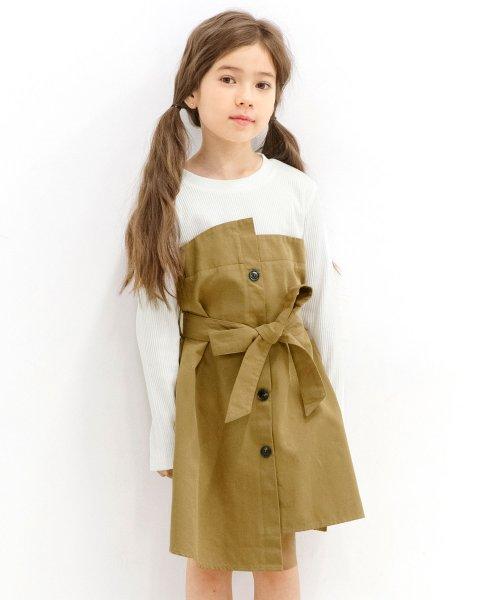 ワンピース(子供服・ベビー服)