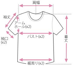 カットソー、Tシャツ類
