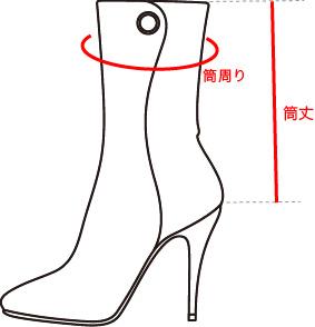 靴の測り方
