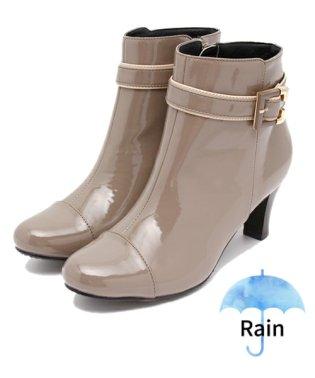 【雨の日OK】ベルトラインレインブーツ