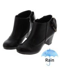 【雨の日OK】バックリボンレインブーツ