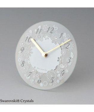 DH02 ガラスクロック(掛け置き時計)