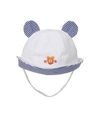 ★UVカット対応★耳付きサマー帽子