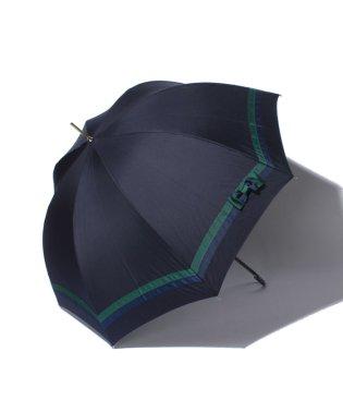 雨晴兼用 長傘 (UVカット&軽量) バイカラー