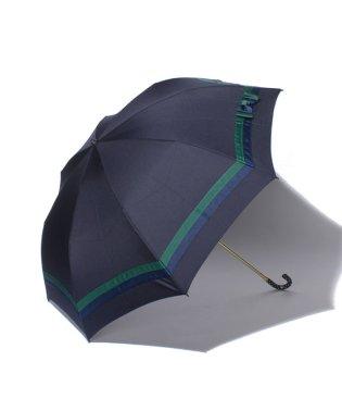 雨晴兼用 折傘 (UVカット&軽量) バイカラー