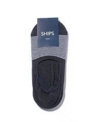 SCO: SHIPS(シップス) シューズ イン ボーダー ソックス