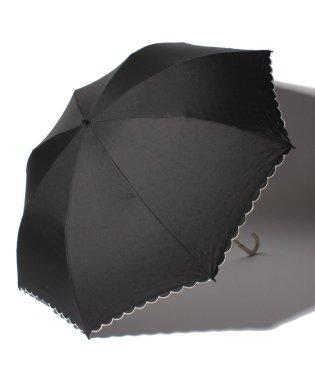 雨晴兼用 折傘 (UVカット&軽量) インドット