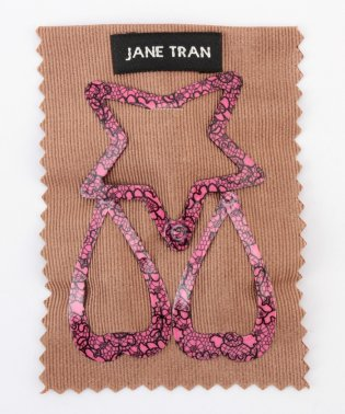 JANE TRAN:スター×ハートピン 2P