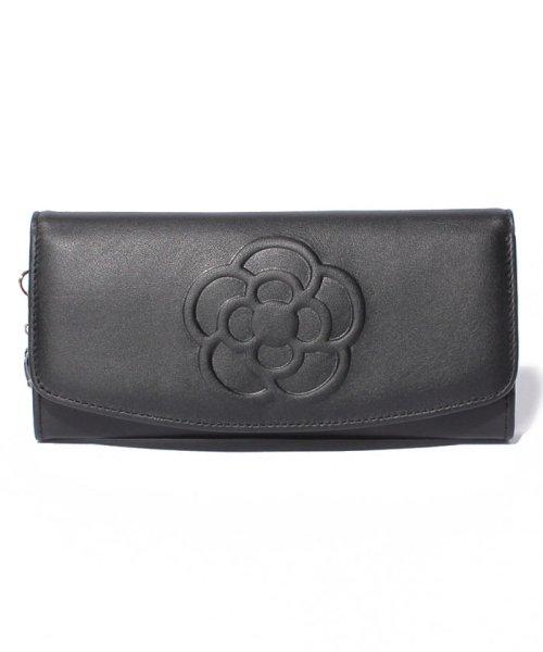 ac8c57280a27 ワッフル フラップ長財布|クレイサス(CLATHAS)の財布通販|d fashion ...