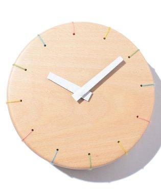 EH91 ウッドクロック(掛け時計)