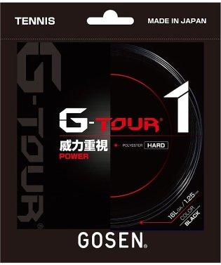 ゴーセン/G-TOUR1 16L ブラック