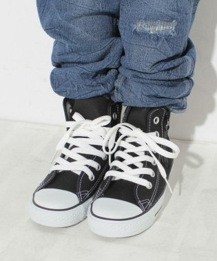 CONVERSE / チャイルド オールスター N Z HI / CD AS N HI(BLK 15.0~22.0cm)