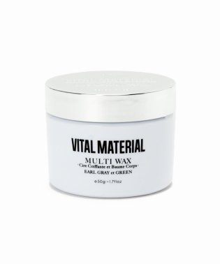 【VITAL MATERIAL(ヴァイタル マテリアル)】  マルチワックス