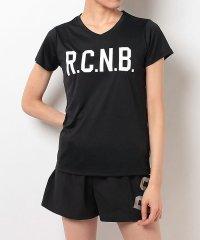 ナンバー/レディス/レディース R.C.N.B. ベーシック RUN VネックTシャツ