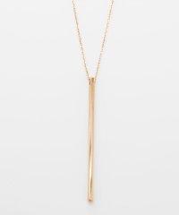 torsional lineネックレス