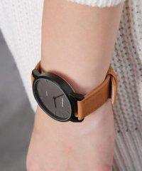 ミニマルデザイン腕時計/queite