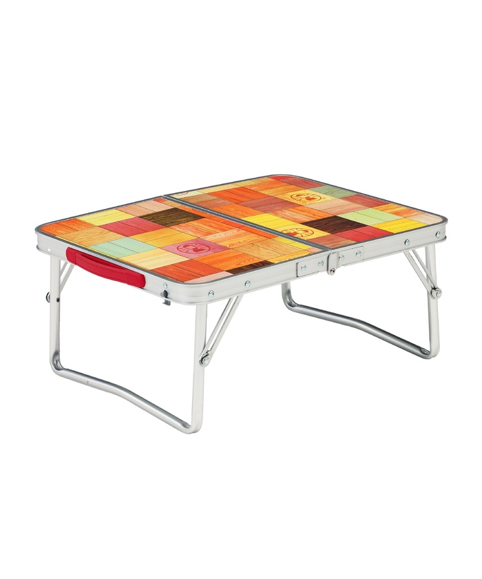 コールマン/ナチュラルモザイクミニテーブルプラス
