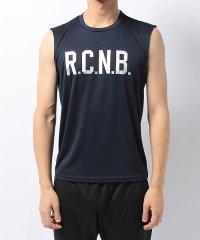 ナンバー/メンズ/R.C.N.B. ベーシック RUN ノースリーブシャツ