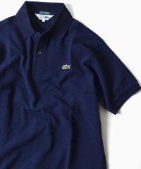 LACOSTE(ラコステ):【SHIPS別注】70's ドロップテイル ポロシャツ